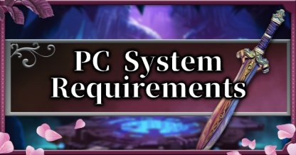 PC Specs & System Requirements - Can I Run Bloodstained: Ritual of the Night?