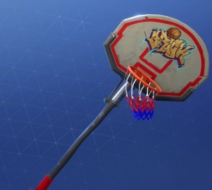 Pickaxe Skin SLAM DUNK