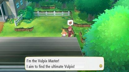 Vulpix Master Trainer