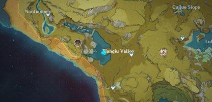 Tianqiu Valley
