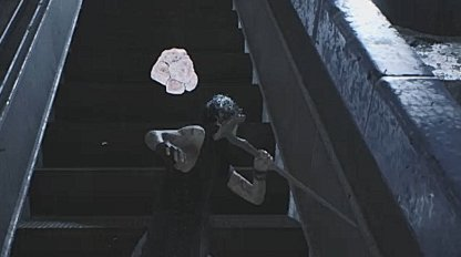 Devil May Cry 5 White Orb Is On Right Escalator