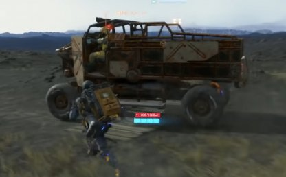 Use Vehicles To Make Quick Escape