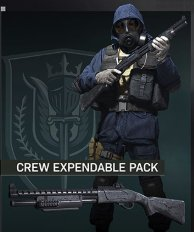 Crew Expendable Pack