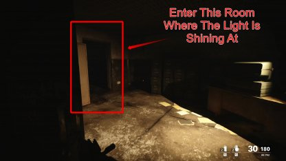 Weapons Locker Key Location 2