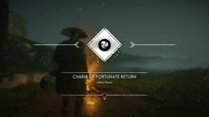 Receive Charm of Fortunate Return
