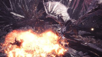 Silver Rathalos Overview