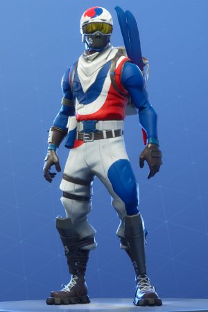 Skin Outfit ALPINE ACE KOR