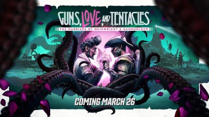 Guns, Love, and Tentacles: The Marriage of Wainwright and Hammerlock