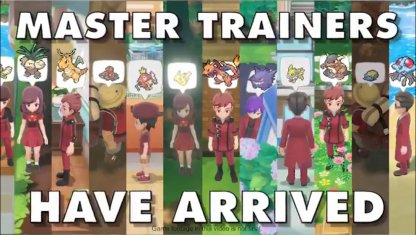 Master Trainers