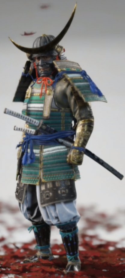 Samurai Clan Armor III