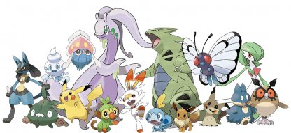 pokemons group