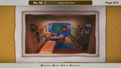 Sound Disc Room