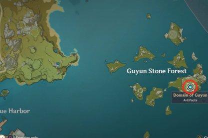 Domain Of Guyun