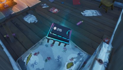 Fortbyte # 26 (26) Location & How to Get