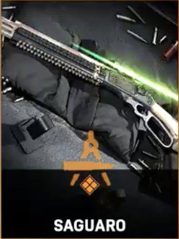 Saguard Marksman Rifle