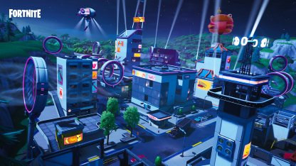 Ride The Slipstream Around Neo Tilted
