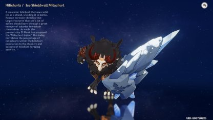 Ice Shieldwall Mitachurl - Basic Information