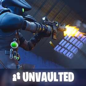 Unvaulted