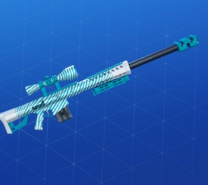 FINGERPRINT Wrap - Sniper Rifle
