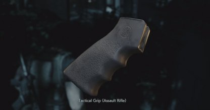 Tactical Grip