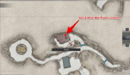 Ball Puzzle Location
