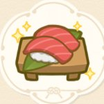 Delicious Tuna Sushi