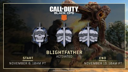 COD BO4 Blightfather event