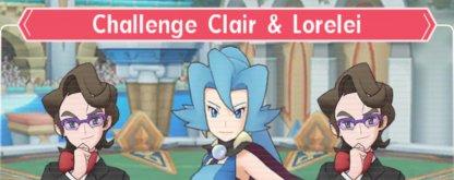 Challenge Clair & Lorelei