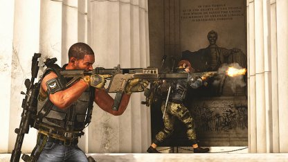 Division 2 Work Together To Defeat The Invading Faction