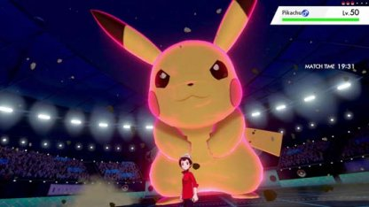 Dynamax Pikachu