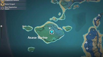 Neko Map Location