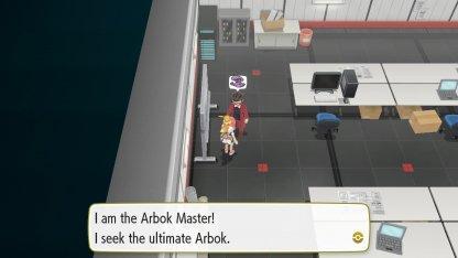 Arbok Master Trainer