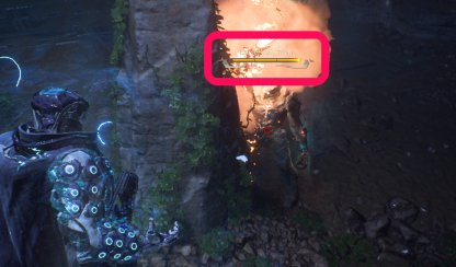 Pay Attention to the Enemy HP Bar
