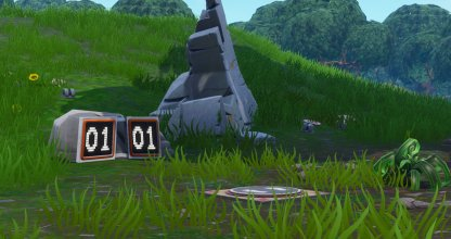 Get a Score of 5 or More in Shooting Galleries Wailing Woods Close Up