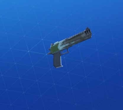 DOGFIGHT Wrap - Handgun