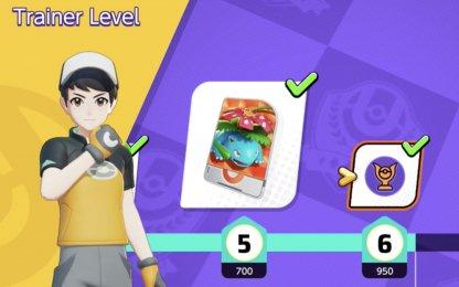 Trainer Level 6