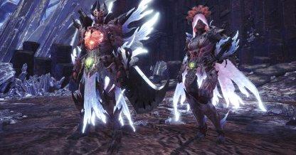 Xenojiiva Gamma Armor
