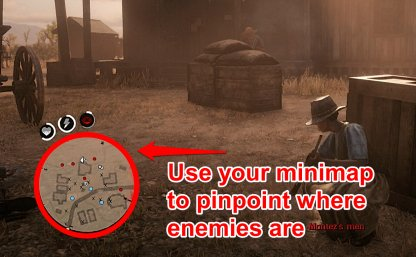Use Your Minimap To Pinpoint Enemies