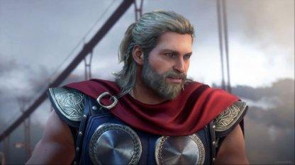 Thor Hero Abilities