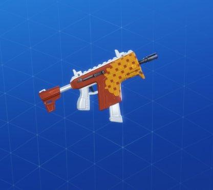 SQUARE STREAM Wrap - Submachine Gun