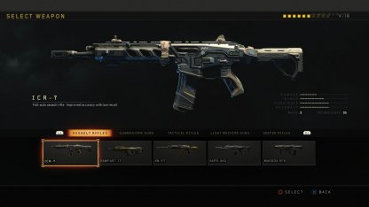 All Weapon List - Blackout and Multiplayer Mode