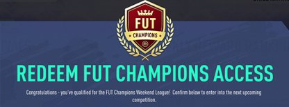 FUT Champions Weekend League