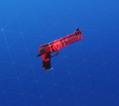 CORRUPTED Wrap - Handgun