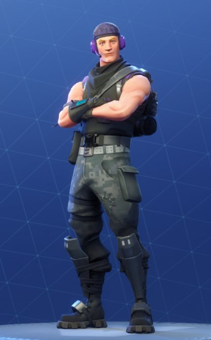 Skin Outfit SUB COMMANDER