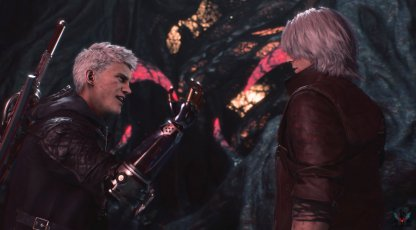 Devil May Cry 5 Reveal Of Dante & Nero