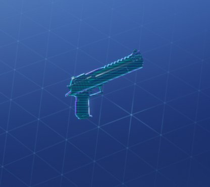 SCANLINE Wrap - Handgun