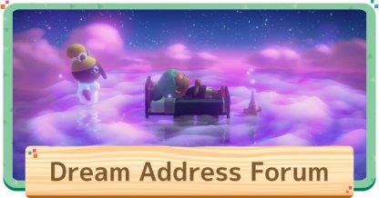 Dream Address Exchange Forum