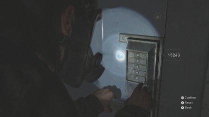 Open the Locked Door to Get the Long Gun Holster