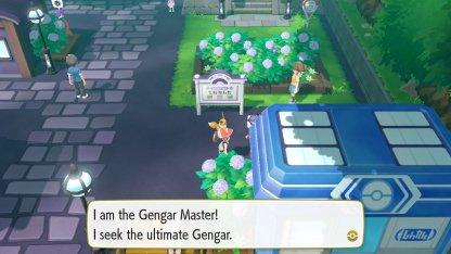 Gengar Master Trainer