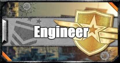 Engineer - Perk - Priority To Get & How To Use